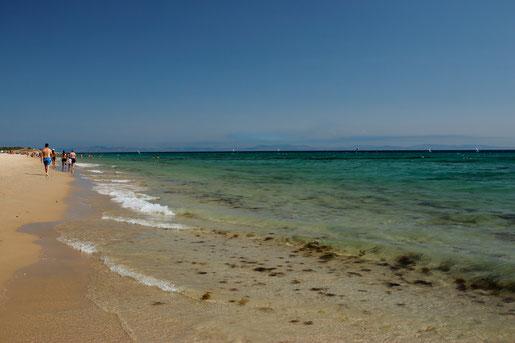 Playa Bolonia, Andalusien