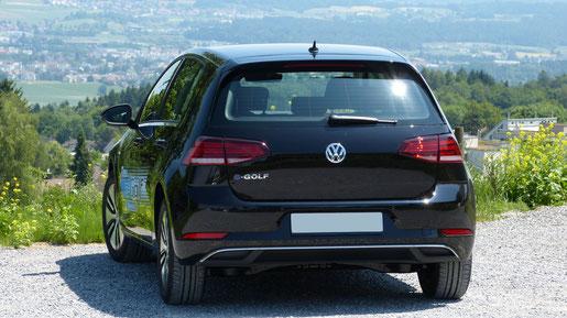 VW e-Golf Fahrverhalten