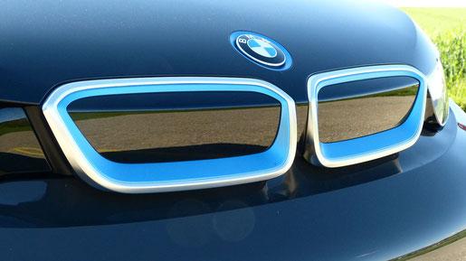 Fahrspass BMW i3