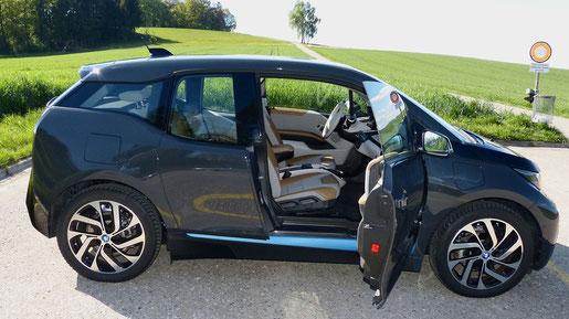 Türen BMW i3