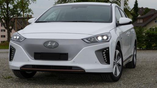 Fahrverhalten Hyundai Ioniq Electric