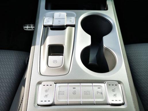 Hyundai KONA electric Mittelkonsole