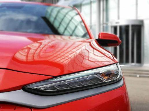 Hyundai KONA electric Scheinwerfer