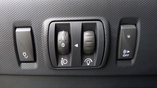 Cockpit Renault Zoe