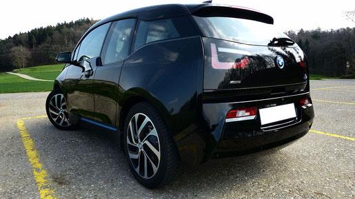 Fahrverhalten BMW i3