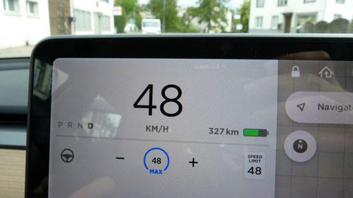 Reichweite Tesla Model 3 Long Range Batterie