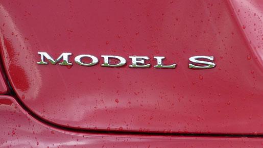 Günstiger Gebrauchtwagen Tesla Model S