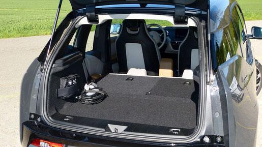 Batteriegrösse Reichweite BMW i3 60Ah und 90 Ah