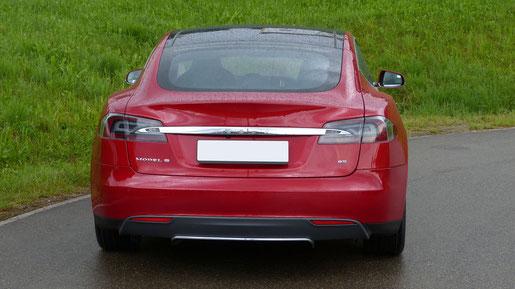 Qualität des Tesla Model S