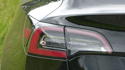 Aufladen Tesla Model 3