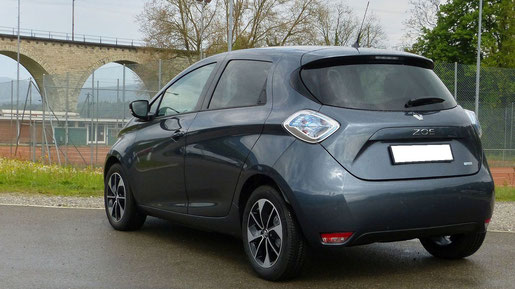 Batteriekauf Miete Renault Zoe