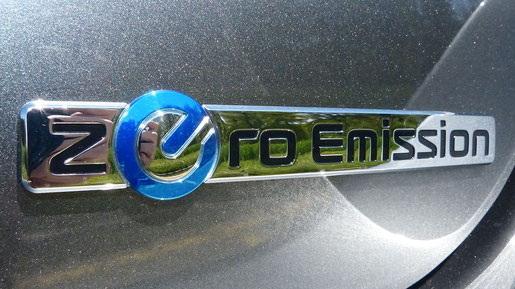 Reichweite Nissan Leaf