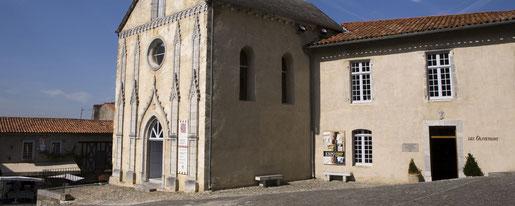 Les Olivétains, accueil touristique à Saint-Bertrand-de-Comminges du Conseil Départemental de la Haute-Garonne