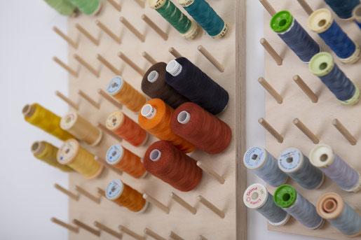 Sewing cotton storage