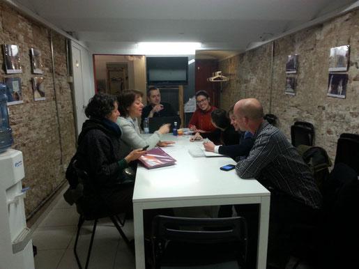 Reunió del passat dia 3 de març de 2016.