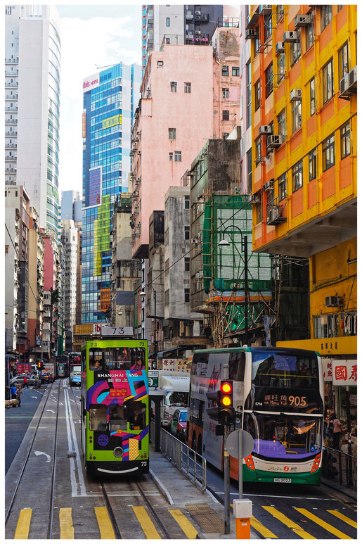 Hongkong - Sheung Wan - Des Voeux Road West - Ibis Hotel
