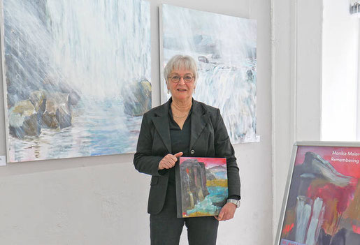 GEDOK-Galerie, Matthias Roth, Monika Maier-Speicher