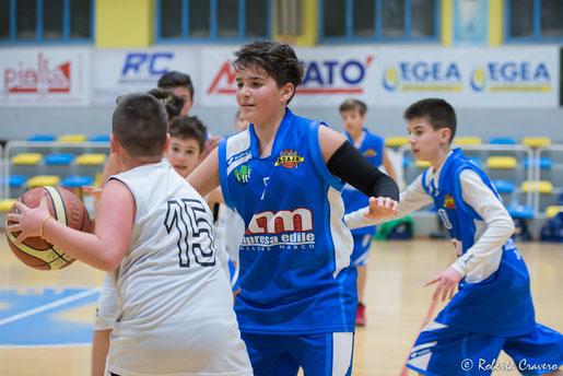 Mirko Minni in azione - foto di repertorio - Roberta Cravero ph