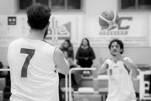 Brizio e Mondino in azione - Foto Roberta Cravero