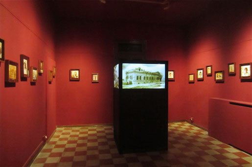 Dead House, Venice Biennale, Palazzo Bembo