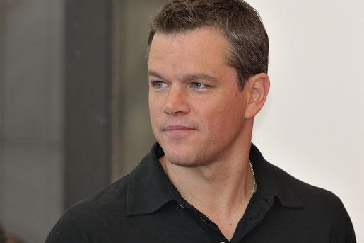 Matt Damon Hypnose Raucherentwöhnung