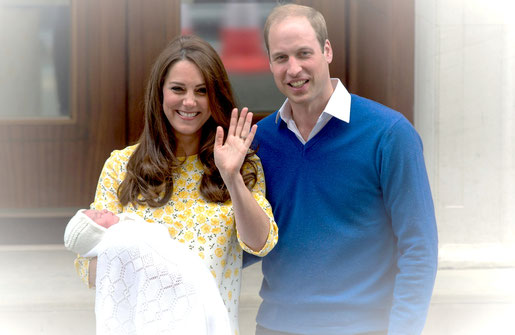 William Kate Geburt mit Hypnose