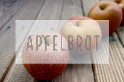 Apfelbrot, Äpfel, Winter, Weihnachten