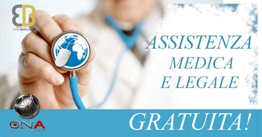 Assistenza medica legale gratuita