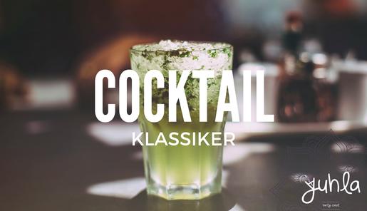 Jede Party braucht diese Cocktail Klassiker