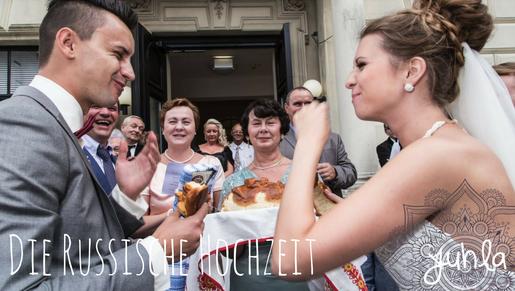 Die russische Hochzeit: Voller Bräuche und Traditionen. Die besten Tipps, Ideen und Checklisten gibt's hier!