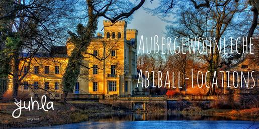 Ihr wollt euch abheben? Hier sind die außergewöhnlichsten Abiball-Locations!