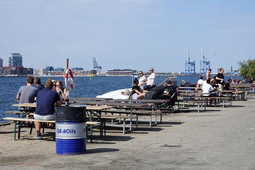 """Kopenhagen - Street-Food-Markt- """"Reffen"""""""