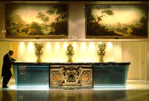 Rome Cavalieri European Finest Hotels