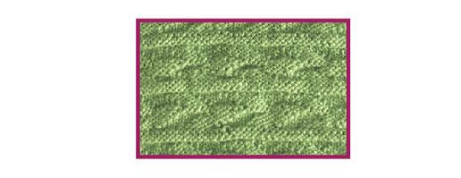 Punto altiplano tejido en dos agujas o palitos (enviado por Rina)