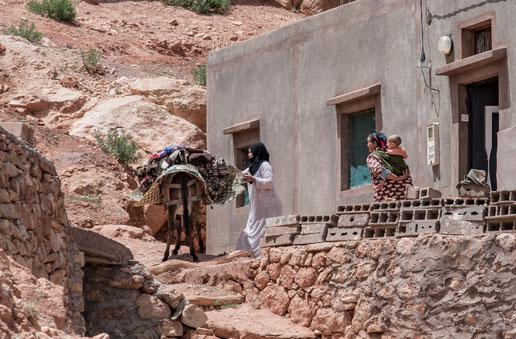 Viaggio in Marocco: antichi villaggi nell'Atlante