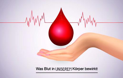 Blut Hand