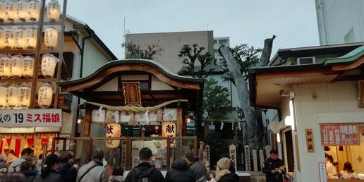 えべっさん,布施戎神社,十日戎,えびす,恵比寿