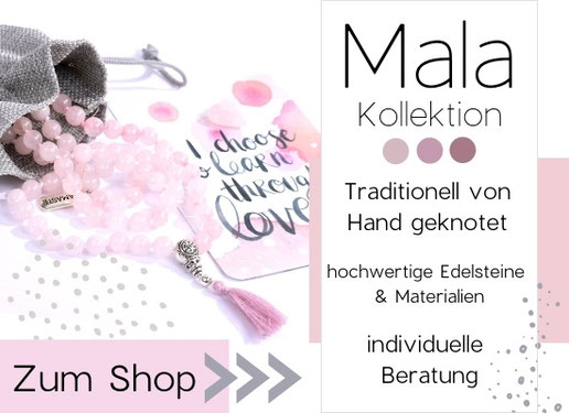 Mala Ketten Kollektion von Cathy Thica