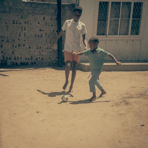 Streetphotography Mafalala Township Maputo Mozambique