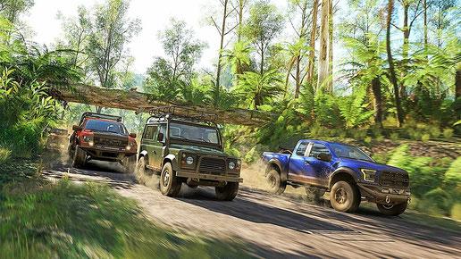Forza Horizon 3 - Rennen