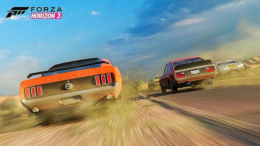 Forza Horizon 3 - Straßenrennen