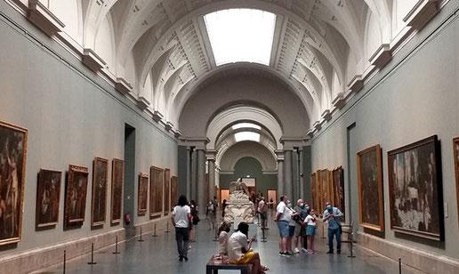 Шедевры музея Прадо в Мадриде