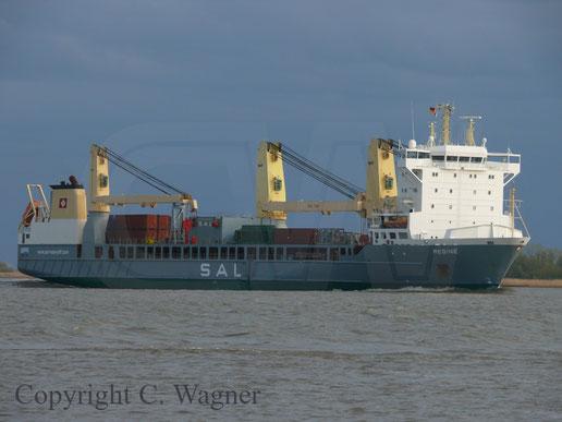 SAL Heavy Lift Vessel Regine
