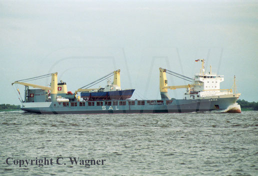 SAL Heavy Lift Vessel LENA, Typ 161