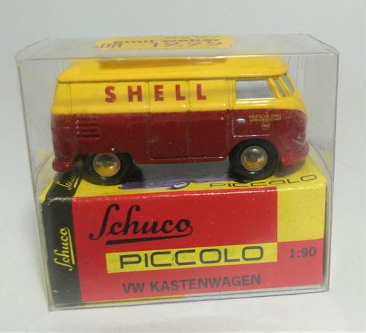Schuco, Piccolo, VW T1 Kasten, Shell