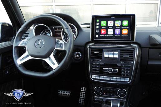 Mercedes G350D Professional Navi