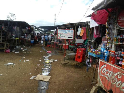 Chaos hat einen Namen: Der Busbahnhof von Masaya