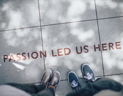 ergophilista Julia Ehnes, Passion Led us here, Leidenschaft bei der Arbeit