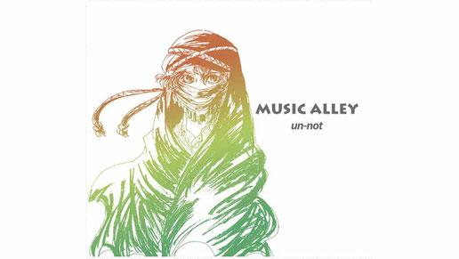 New フルアルバム『MUSIC ALLEY』発売