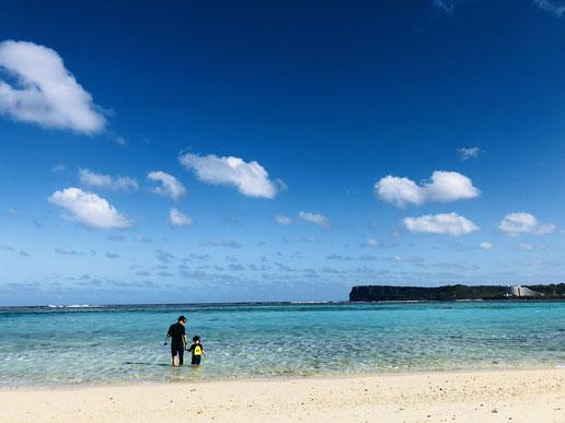 グアム イパオビーチ Ypao Beach